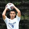 Hamilton College B Michael Kim (5)<br /> <br /> 10/2/19 5:51:25 PM Men's Soccer: Utica College v Hamilton College at Love Field, Hamilton College, Clinton, NY<br /> <br /> Final:  Utica 0  Hamilton 4<br /> <br /> Photo by Josh McKee
