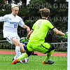 Hamilton College forward Sam Dils (15)<br /> <br /> 10/2/19 4:08:45 PM Men's Soccer: Utica College v Hamilton College at Love Field, Hamilton College, Clinton, NY<br /> <br /> Final:  Utica 0  Hamilton 4<br /> <br /> Photo by Josh McKee