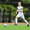 Hamilton College B Luke Eckels (16)<br /> <br /> 10/2/19 5:08:05 PM Men's Soccer: Utica College v Hamilton College at Love Field, Hamilton College, Clinton, NY<br /> <br /> Final:  Utica 0  Hamilton 4<br /> <br /> Photo by Josh McKee