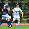 Hamilton College M Noah Giovannelli (11)<br /> <br /> 10/2/19 4:05:57 PM Men's Soccer: Utica College v Hamilton College at Love Field, Hamilton College, Clinton, NY<br /> <br /> Final:  Utica 0  Hamilton 4<br /> <br /> Photo by Josh McKee
