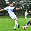 Hamilton College forward Jefri Schmidt (10)<br /> <br /> 10/2/19 4:09:19 PM Men's Soccer: Utica College v Hamilton College at Love Field, Hamilton College, Clinton, NY<br /> <br /> Final:  Utica 0  Hamilton 4<br /> <br /> Photo by Josh McKee