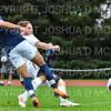 Hamilton College M Jake Samieske (14), GOAL<br /> <br /> 10/2/19 4:36:26 PM Men's Soccer: Utica College v Hamilton College at Love Field, Hamilton College, Clinton, NY<br /> <br /> Final:  Utica 0  Hamilton 4<br /> <br /> Photo by Josh McKee