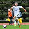 Hamilton College M Jeff Plump (8)<br /> <br /> 10/2/19 5:39:48 PM Men's Soccer: Utica College v Hamilton College at Love Field, Hamilton College, Clinton, NY<br /> <br /> Final:  Utica 0  Hamilton 4<br /> <br /> Photo by Josh McKee