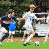 Hamilton College M Sam Meyerowitz (33)<br /> <br /> 10/2/19 5:52:52 PM Men's Soccer: Utica College v Hamilton College at Love Field, Hamilton College, Clinton, NY<br /> <br /> Final:  Utica 0  Hamilton 4<br /> <br /> Photo by Josh McKee