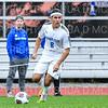 Hamilton College M Jeff Plump (8)<br /> <br /> 10/2/19 5:27:11 PM Men's Soccer: Utica College v Hamilton College at Love Field, Hamilton College, Clinton, NY<br /> <br /> Final:  Utica 0  Hamilton 4<br /> <br /> Photo by Josh McKee