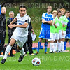 Hamilton College forward Jefri Schmidt (10)<br /> <br /> 10/2/19 4:08:03 PM Men's Soccer: Utica College v Hamilton College at Love Field, Hamilton College, Clinton, NY<br /> <br /> Final:  Utica 0  Hamilton 4<br /> <br /> Photo by Josh McKee