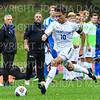 Hamilton College forward Jefri Schmidt (10)<br /> <br /> 10/2/19 4:06:57 PM Men's Soccer: Utica College v Hamilton College at Love Field, Hamilton College, Clinton, NY<br /> <br /> Final:  Utica 0  Hamilton 4<br /> <br /> Photo by Josh McKee