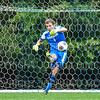 Hamilton College goalkeeper Linds Cadwell (1)<br /> <br /> 10/2/19 5:29:36 PM Men's Soccer: Utica College v Hamilton College at Love Field, Hamilton College, Clinton, NY<br /> <br /> Final:  Utica 0  Hamilton 4<br /> <br /> Photo by Josh McKee