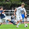 \h28<br /> <br /> 10/2/19 5:50:23 PM Men's Soccer: Utica College v Hamilton College at Love Field, Hamilton College, Clinton, NY<br /> <br /> Final:  Utica 0  Hamilton 4<br /> <br /> Photo by Josh McKee