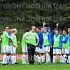 Team, Celebration<br /> <br /> 10/2/19 4:51:57 PM Men's Soccer: Utica College v Hamilton College at Love Field, Hamilton College, Clinton, NY<br /> <br /> Final:  Utica 0  Hamilton 4<br /> <br /> Photo by Josh McKee