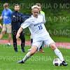Hamilton College forward Sam Dils (15)<br /> <br /> 10/2/19 5:20:43 PM Men's Soccer: Utica College v Hamilton College at Love Field, Hamilton College, Clinton, NY<br /> <br /> Final:  Utica 0  Hamilton 4<br /> <br /> Photo by Josh McKee