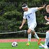 Hamilton College M Jeff Plump (8)<br /> <br /> 10/2/19 5:27:14 PM Men's Soccer: Utica College v Hamilton College at Love Field, Hamilton College, Clinton, NY<br /> <br /> Final:  Utica 0  Hamilton 4<br /> <br /> Photo by Josh McKee