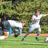 Hamilton College M Roth Wetzel (22)<br /> <br /> 10/19/19 1:59:42 PM Men's Soccer: Wesleyan University v Hamilton College at Love Field, Hamilton College, Clinton, NY<br /> <br /> Final:  Wesleyan  0  Hamilton 1 (OT)<br /> <br /> Photo by Josh McKee