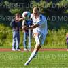 Hamilton College B Milo Donovan (4)<br /> <br /> 10/19/19 3:22:51 PM Men's Soccer: Wesleyan University v Hamilton College at Love Field, Hamilton College, Clinton, NY<br /> <br /> Final:  Wesleyan  0  Hamilton 1 (OT)<br /> <br /> Photo by Josh McKee