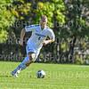 Hamilton College B Milo Donovan (4)<br /> <br /> 10/19/19 1:46:51 PM Men's Soccer: Wesleyan University v Hamilton College at Love Field, Hamilton College, Clinton, NY<br /> <br /> Final:  Wesleyan  0  Hamilton 1 (OT)<br /> <br /> Photo by Josh McKee
