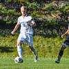 Hamilton College B Luke Eckels (16)<br /> <br /> 10/19/19 3:14:15 PM Men's Soccer: Wesleyan University v Hamilton College at Love Field, Hamilton College, Clinton, NY<br /> <br /> Final:  Wesleyan  0  Hamilton 1 (OT)<br /> <br /> Photo by Josh McKee