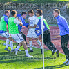 Celebration<br /> <br /> 10/19/19 3:47:48 PM Men's Soccer: Wesleyan University v Hamilton College at Love Field, Hamilton College, Clinton, NY<br /> <br /> Final:  Wesleyan  0  Hamilton 1 (OT)<br /> <br /> Photo by Josh McKee