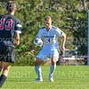 Hamilton College B Milo Donovan (4)<br /> <br /> 10/19/19 2:21:27 PM Men's Soccer: Wesleyan University v Hamilton College at Love Field, Hamilton College, Clinton, NY<br /> <br /> Final:  Wesleyan  0  Hamilton 1 (OT)<br /> <br /> Photo by Josh McKee