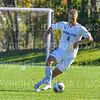 Hamilton College B Milo Donovan (4)<br /> <br /> 10/19/19 2:05:47 PM Men's Soccer: Wesleyan University v Hamilton College at Love Field, Hamilton College, Clinton, NY<br /> <br /> Final:  Wesleyan  0  Hamilton 1 (OT)<br /> <br /> Photo by Josh McKee