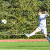 Hamilton College M Sam Webber (20)<br /> <br /> 10/19/19 2:24:24 PM Men's Soccer: Wesleyan University v Hamilton College at Love Field, Hamilton College, Clinton, NY<br /> <br /> Final:  Wesleyan  0  Hamilton 1 (OT)<br /> <br /> Photo by Josh McKee