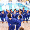 1/4/20 3:27:19 PM Hamilton College Swimming and Diving vs Wesleyan University at Bristol Pool, Hamilton College, Clinton, NY <br /> <br /> Photo by Josh McKee