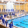 1/4/20 3:26:15 PM Hamilton College Swimming and Diving vs Wesleyan University at Bristol Pool, Hamilton College, Clinton, NY <br /> <br /> Photo by Josh McKee