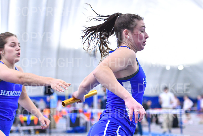 1/18/20 11:35:46 AM Track and Field: Utica College Indoor Invitational, Todd and Jennifer Hutton Sports and Recreation Dome, Utica College, Utica, NY<br /> <br /> Photo by Josh McKee
