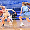 Hamilton College guard Kelcie Zarle (0)<br /> <br /> 1/17/20 8:10:15 PM Women's Basketball:  #1 Tufts University v Hamilton College at Margaret Bundy Scott Field House, Hamilton College, Clinton, NY<br /> <br /> Final: #1 Tufts 63  Hamilton 62<br /> <br /> Photo by Josh McKee