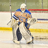 Hamilton College goaltender Sammy Johnson (35)<br /> <br /> 1/11/20 3:26:48 PM Women's Hockey:  Bowdoin College v Hamilton College at Russell Sage Rink, Hamilton College, Clinton, NY<br /> <br /> Final:  Bowdoin 4   Hamilton 3<br /> <br /> Photo by Josh McKee