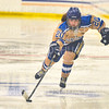 Hamilton College forward Maddie Hong (20)<br /> <br /> 1/11/20 4:04:18 PM Women's Hockey:  Bowdoin College v Hamilton College at Russell Sage Rink, Hamilton College, Clinton, NY<br /> <br /> Final:  Bowdoin 4   Hamilton 3<br /> <br /> Photo by Josh McKee