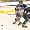 Hamilton College forward Maura Holden (16)<br /> <br /> 1/11/20 4:05:41 PM Women's Hockey:  Bowdoin College v Hamilton College at Russell Sage Rink, Hamilton College, Clinton, NY<br /> <br /> Final:  Bowdoin 4   Hamilton 3<br /> <br /> Photo by Josh McKee