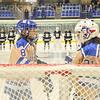 Hamilton College defender Michaela Giuttari (8), Hamilton College goaltender Gab Venne (31)<br /> <br /> 1/11/20 3:58:35 PM Women's Hockey:  Bowdoin College v Hamilton College at Russell Sage Rink, Hamilton College, Clinton, NY<br /> <br /> Final:  Bowdoin 4   Hamilton 3<br /> <br /> Photo by Josh McKee