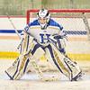 Hamilton College goaltender Sidney Molnar (30)<br /> <br /> 11/26/19 1:28:32 PM Women's Hockey:  SUNY Morrisville v Hamilton College at Russell Sage Rink, Hamilton College, Clinton, NY<br /> <br /> Final:  Morrisville 0   Hamilton 6<br /> <br /> Photo by Josh McKee