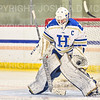Hamilton College goaltender Sammy Johnson (35)<br /> <br /> 11/26/19 1:26:29 PM Women's Hockey:  SUNY Morrisville v Hamilton College at Russell Sage Rink, Hamilton College, Clinton, NY<br /> <br /> Final:  Morrisville 0   Hamilton 6<br /> <br /> Photo by Josh McKee