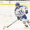 Hamilton College forward Alayna Trice (5)<br /> <br /> 11/26/19 2:05:09 PM Women's Hockey:  SUNY Morrisville v Hamilton College at Russell Sage Rink, Hamilton College, Clinton, NY<br /> <br /> Final:  Morrisville 0   Hamilton 6<br /> <br /> Photo by Josh McKee