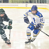 Hamilton College forward Maddie Hong (20)<br /> <br /> 11/26/19 2:04:22 PM Women's Hockey:  SUNY Morrisville v Hamilton College at Russell Sage Rink, Hamilton College, Clinton, NY<br /> <br /> Final:  Morrisville 0   Hamilton 6<br /> <br /> Photo by Josh McKee
