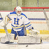 Hamilton College goaltender Sammy Johnson (35)<br /> <br /> 11/26/19 1:28:06 PM Women's Hockey:  SUNY Morrisville v Hamilton College at Russell Sage Rink, Hamilton College, Clinton, NY<br /> <br /> Final:  Morrisville 0   Hamilton 6<br /> <br /> Photo by Josh McKee