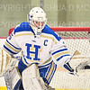 Hamilton College goaltender Sammy Johnson (35)<br /> <br /> 11/26/19 1:26:36 PM Women's Hockey:  SUNY Morrisville v Hamilton College at Russell Sage Rink, Hamilton College, Clinton, NY<br /> <br /> Final:  Morrisville 0   Hamilton 6<br /> <br /> Photo by Josh McKee