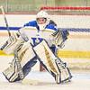 Hamilton College goaltender Gab Venne (31)<br /> <br /> 11/26/19 1:32:14 PM Women's Hockey:  SUNY Morrisville v Hamilton College at Russell Sage Rink, Hamilton College, Clinton, NY<br /> <br /> Final:  Morrisville 0   Hamilton 6<br /> <br /> Photo by Josh McKee