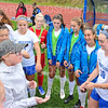 Hamilton College head coach Colette Gilligan, Team<br /> <br /> 9/14/19 11:03:36 AM Women's Soccer: Amherst College v Hamilton College at Love Field, Hamilton College, Clinton, NY<br /> <br /> Final: #10 Amherst 1   Hamilton 0<br /> <br /> Photo by Josh McKee