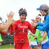 Hamilton College goalkeeper Rachel Pike (1)<br /> <br /> 9/14/19 11:00:45 AM Women's Soccer: Amherst College v Hamilton College at Love Field, Hamilton College, Clinton, NY<br /> <br /> Final: #10 Amherst 1   Hamilton 0<br /> <br /> Photo by Josh McKee