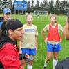 Team<br /> <br /> 9/14/19 10:53:49 AM Women's Soccer: Amherst College v Hamilton College at Love Field, Hamilton College, Clinton, NY<br /> <br /> Final: #10 Amherst 1   Hamilton 0<br /> <br /> Photo by Josh McKee