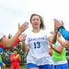 Hamilton College M Emma Gaulin (13)<br /> <br /> 9/14/19 11:00:10 AM Women's Soccer: Amherst College v Hamilton College at Love Field, Hamilton College, Clinton, NY<br /> <br /> Final: #10 Amherst 1   Hamilton 0<br /> <br /> Photo by Josh McKee