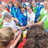 Hamilton College head coach Colette Gilligan, Team<br /> <br /> 9/14/19 11:03:37 AM Women's Soccer: Amherst College v Hamilton College at Love Field, Hamilton College, Clinton, NY<br /> <br /> Final: #10 Amherst 1   Hamilton 0<br /> <br /> Photo by Josh McKee