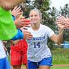 Hamilton College forward Caroline Dawson (14)<br /> <br /> 9/14/19 11:00:17 AM Women's Soccer: Amherst College v Hamilton College at Love Field, Hamilton College, Clinton, NY<br /> <br /> Final: #10 Amherst 1   Hamilton 0<br /> <br /> Photo by Josh McKee