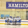 Team<br /> <br /> 2/29/20 2:02:53 PM Women's Hockey NESCAC Championships Quarterfinal:  Williams College v Hamilton College at Russell Sage Rink, Hamilton College, Clinton, NY<br /> <br /> Final: Williams 3   Hamilton 4 <br /> <br /> Photo by Josh McKee