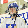 Hamilton College defender Michaela Giuttari (8)<br /> <br /> 2/29/20 1:56:21 PM Women's Hockey NESCAC Championships Quarterfinal:  Williams College v Hamilton College at Russell Sage Rink, Hamilton College, Clinton, NY<br /> <br /> Final: Williams 3   Hamilton 4 <br /> <br /> Photo by Josh McKee