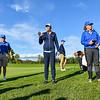 9/28/21 4:51:57 PM Hamilton College Men's and Women's Golf at the Bob Simon Golf Center, Hamilton College, Clinton, NY<br /> <br /> Photo by Josh McKee