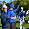 9/28/21 4:53:01 PM Hamilton College Men's and Women's Golf at the Bob Simon Golf Center, Hamilton College, Clinton, NY<br /> <br /> Photo by Josh McKee