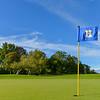 9/28/21 4:27:06 PM Hamilton College Men's and Women's Golf at the Bob Simon Golf Center, Hamilton College, Clinton, NY<br /> <br /> Photo by Josh McKee